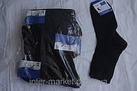 Носки мужские черного цвета упаковка 12шт