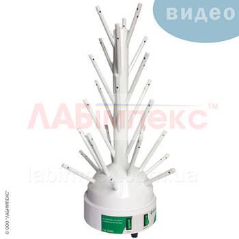 Устройство ПЭ-2000 для сушки лабораторной посуды (Ёлка)