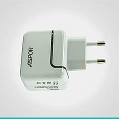 СЗУ Aspor A818 на 1 USB порт