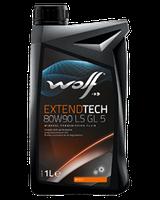 EXTENDTECH 80W90 LS GL 5  Трансмиссионное масло 1л