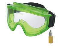 Очки маска защитные кислотощелочестойкие