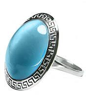 Женское серебряное кольцо арт. uk130.