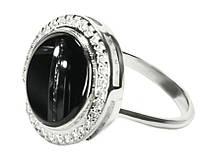 Женское серебряное кольцо Карина.