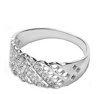 Женское серебряное кольцо Колосок.