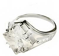 Женское серебряное кольцо Роскошь., фото 1