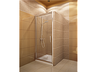 Душевая дверь Koller Pool Proxima Line PXD01N/1000 профиль brilliant (хром), стекло satinato (матовое)