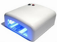 УФ лампа для наращивания ногтей 36 вт для сушки гель лака,