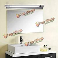 12w алюминий водонепроницаемый пробка зеркальная Лампа домашней ванной комнаты настенный светильник