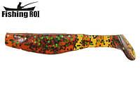 Сьедобный силикон Fishing ROI Wild Catcher 100 D010