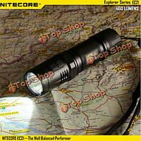 Фонарь nitecore ec21 кри XP-G2 в(р5) 460lm одг LED фонарик +красный свет