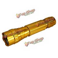 501B 405 нм 5 МВт фиолетовый лазерный указатель фонарик в форме(1*16340)