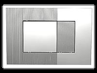 Панель смыва (клавиша) для инсталляции Koller Pool Design Plus Chrome