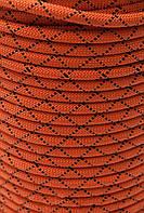 Статическая полиамидная веревка 10 мм цветная (шнур 10мм, 48 класс)