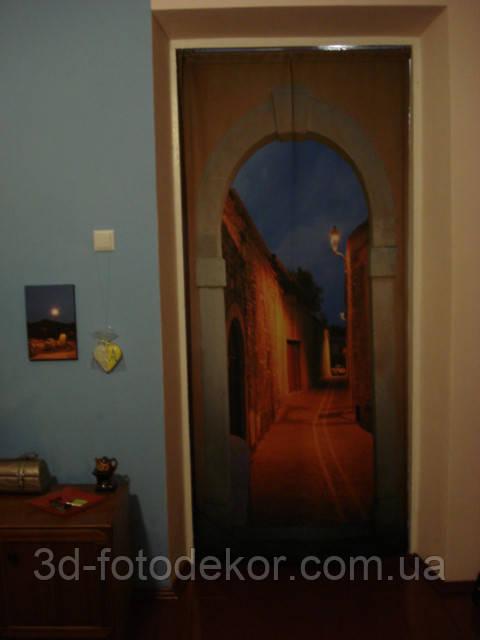 шторы вместо дверей