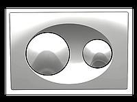 Панель смыва (клавиша) для инсталляции Koller Pool Grace Chrome