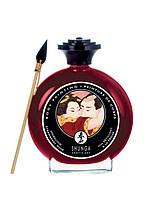 Краска для тела со вкусом клубники, Shunga, 100 мл