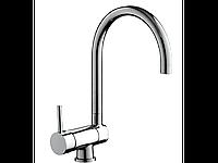 Смеситель для кухни U-образный для установки под окном Koller Pool Design plus DS 0300 хром