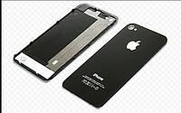 Задняя крышка коруса для iPhone 4s черная