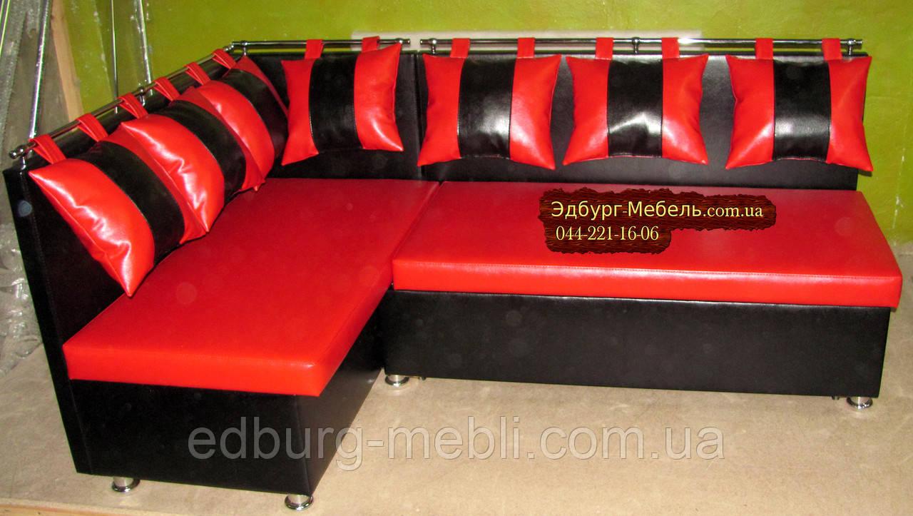 Кухонный диван со спальным местом на заказ в Украине