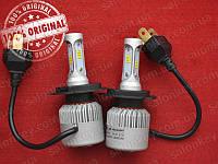 LED HeadLight 2S H4 16000Люминов автомобильные лампы