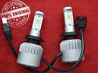 LED HeadLight 2S H7 16000Люминов автомобильные лампы