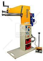 Электромеханическая зиг машина для труб Sorex CRM - 50.520