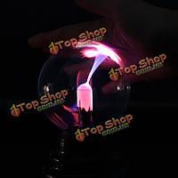 3-дюйма магии электростатической индукции плазмы шаровой Lightning светильника