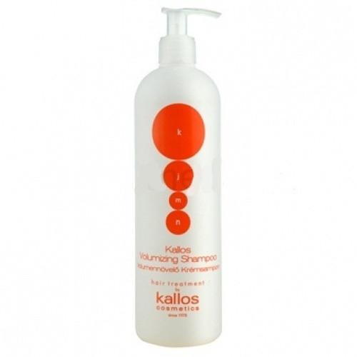 Шампунь для об'єму волосся з екстрактом гібіскуса Kallos volumizing 1000 мл