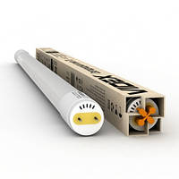 LED-Tube лампа VIDEX T8 18W 1200мм 6200K (стекло) 1800Lm
