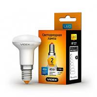 LED лампа VIDEX R39е 4W E14 3000K 220V