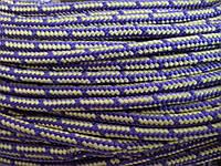 Статическая полиамидная веревка 5 мм цветная (шнур 5 мм) 100 м