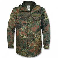 Куртка германия - флектарн бундесвер.