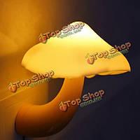 Красочный гриб ночник романтический свет-контролируемый датчик лампы