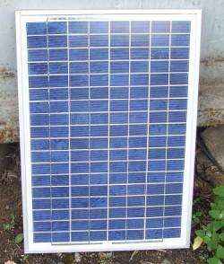Солнечная батарея STP 25W 12V