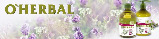 O'Herbal - быть ближе к природе!