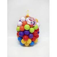 Kinderway шарики 60шт 02-413