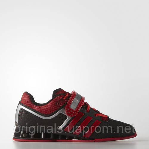Штангетки для тяжелой атлетики adidas AdiPower M21865 - интернет-магазин Originals - Оригинальный Адидас, Рибок в Киеве