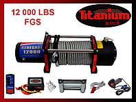 Лебедка для внедорожника Titanium Renegade 12000 LBS
