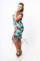 Платье Мысик батал  P01-19