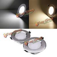 3w LED Светильники потолочные встраиваемые лампы 85-265 + водитель