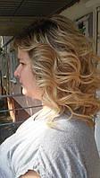 Святкова зачіска з накрученим волоссям