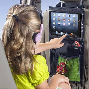 Органайзер для автомобиля Car Back Tablet Organizer, фото 2