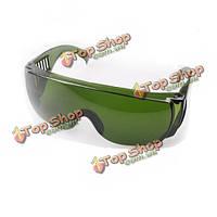 Зеленые очки лазерной защиты для 473nm синий свет лазерной указки
