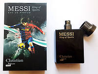 Мужская парфюмерная вода Christian Messi King of Sports (Кристиан Месси Кинг оф Спортс)