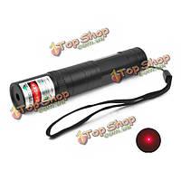 ЛТ-850 650nm красный свет лазерная указка фонарик 1*16340 1 МВт/4 МВт/5 МВт