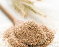 Мука пшеничная (ярая) органическая просеянная