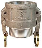 Соединение быстроразъемное (Camlock) Камлок тип В