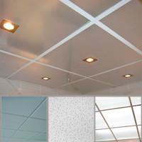 Плиты подвесного потолка