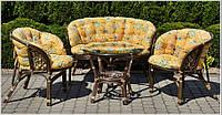 Комплект мебели Bahama -1 из натур. ротанга, фото 1