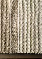 Индийские безворсовые ковры из шерсти и вискозы